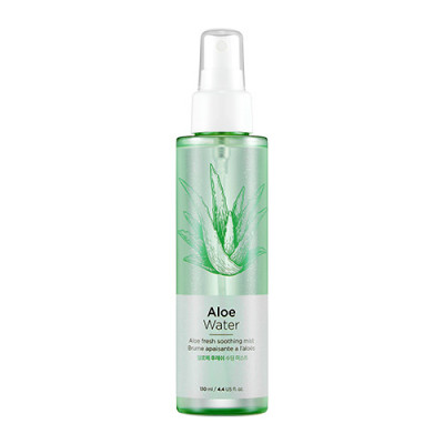 THEFACESHOP ALOE WATER ALOE FRESH SOOTHING MIST