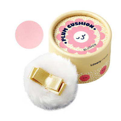 LOVELY MEEX PASTEL CUSHION BLUSHER 03 PLUM CUSHION