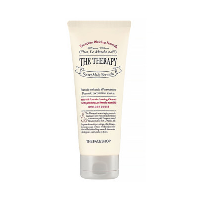 THE THERAPY ESSENTIAL FORMULA CLEANSING FOAM