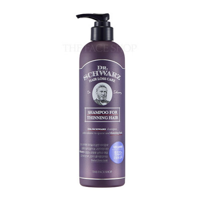 DR.SCHWARZ THINNING HAIR SHAMPOO