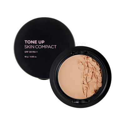 TONE UP SKIN COMPACT SPF30 PA+++ V201 APRICOT BEIGE