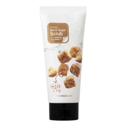 SMART PEELING HONEY BLACK SUGAR SCRUB