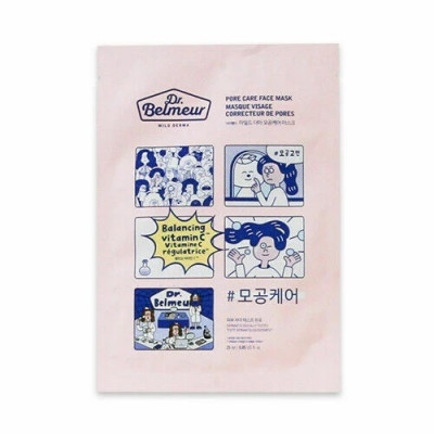 DR.BELMEUR MILD DERMA PORE CARE FACE MASK