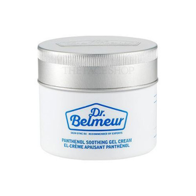 DR.BELMEUR DAILY REPAIR PANTHENOL SOOTHING GEL CREAM 100ML