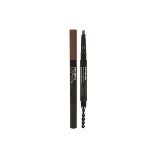 DESIGNING EYEBROW PENCIL 03 BROWN
