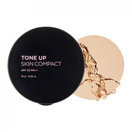 TONE UP SKIN COMPACT SPF30 PA+++ V203 NATURAL BEIGE