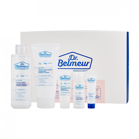 DR.BELMEUR DAILY REPAIR SKINCARE SET
