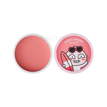 CLUB APEACH PASTEL CUSHION BLUSHER 03 VERY VERY PINK