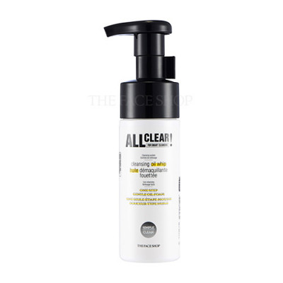 ALL CLEAR CLEANSING OIL WHIP