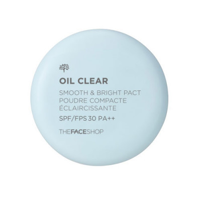 TFS OIL CLEAR SMOOTH&BRIGHT PACT SPF30 PA++ V201