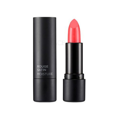 ROUGE SATIN MOISTURE CR02 KISS THE CORAL