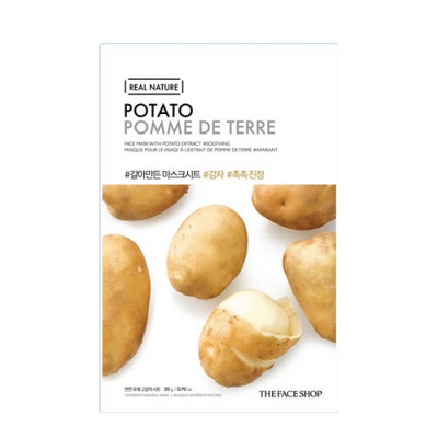 REAL NATURE MASK SHEET POTATO