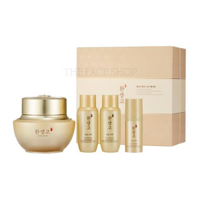 YEHWADAM HWANSAENGGO REJUVENATING RADIANCE CREAM SPECIAL SET