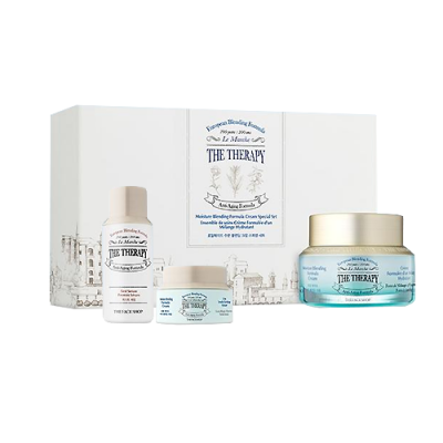 THE THERAPY MOISTURE BLENDING FORMULA CREAM SPECIAL SET