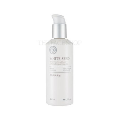 WHITE SEED BRIGHTENING LOTION
