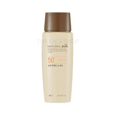 NATURAL SUN ECO SUPER PERFECT SUN FLUID SPF50+ PA+++