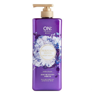 ON: THE BODY PERFUME SHOWER VIOLET DREAM