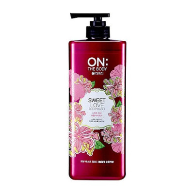 ON: THE BODY SWEET LOVE PERFUME WASH