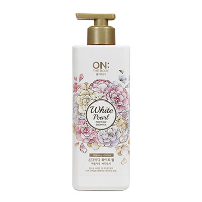 ON: THE BODY PERFUME SHOWER WHITE PEARL