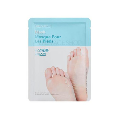 SMILE FOOT MASK