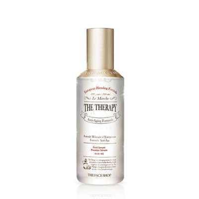 THE THERAPY FIRST SERUM (Promotion)