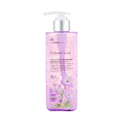 THEFACESHOP PERFUME SEED RICH CREAMY SHOWER GEL