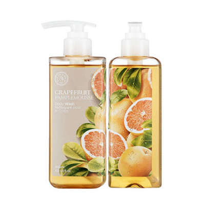 GRAPEFRUIT BODY WASH