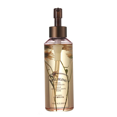 REAL BLEND RICH CLEANSING OIL