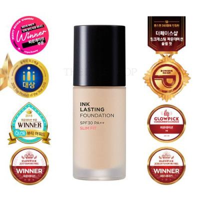 INK LASTING FOUNDATION SLIM FIT SPF30 PA++ V201