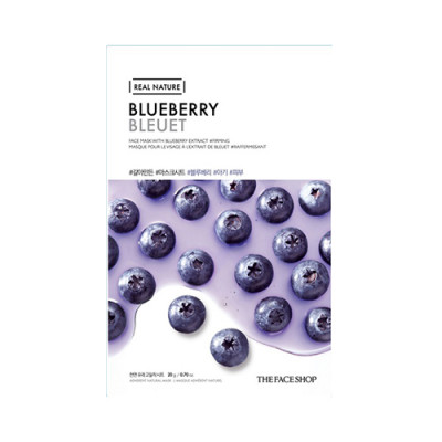 REAL NATURE BLUEBERRY
