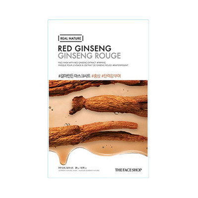 REAL NATURE RED GINSENG