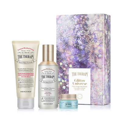 THE THERAPY FIRST SERUM SPECIAL SET (CHRISTMAS 2020)
