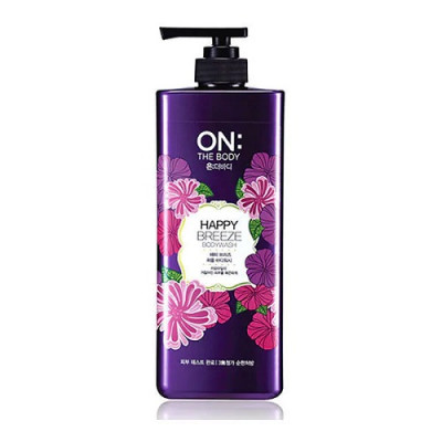 ON: THE BODY HAPPY BREEZE PERFUME WASH