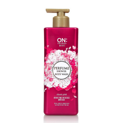 ON: THE BODY PERFUME SHOWER CLASSIC PINK