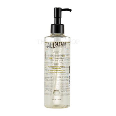 THEFACESHOP ALL CLEAR ONE SHOT CLEANSING OIL