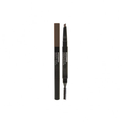 DESIGNING EYEBROW PENCIL 05 DARK BROWN