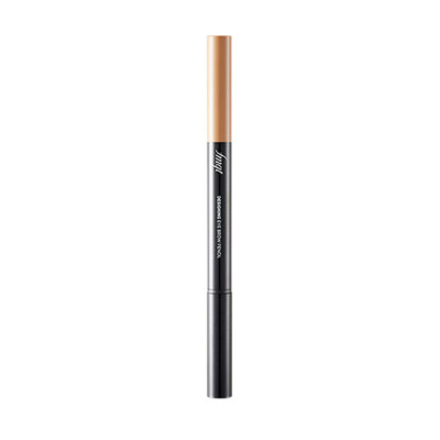 DESIGNING EYEBROW PENCIL 02 GRAY BROWN