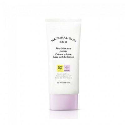 NATURAL SUN ECO NO SHINE SUN PRIMER SPF50+ PA+++