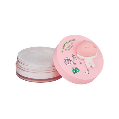 CLUB APEACH OIL CONTROL WATER BLOTTING POWDER